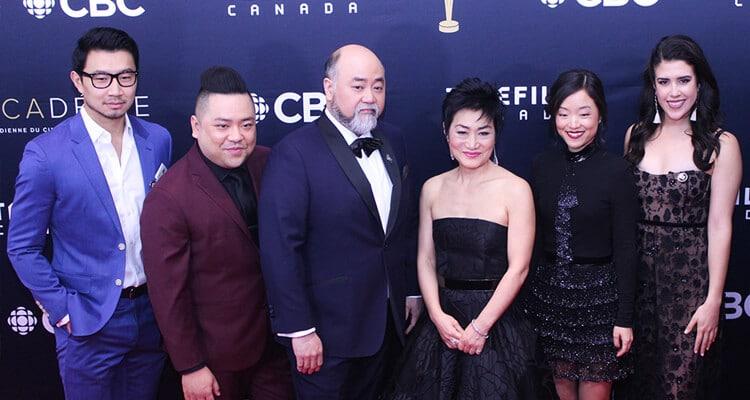 2018 Canadian Screen Awards