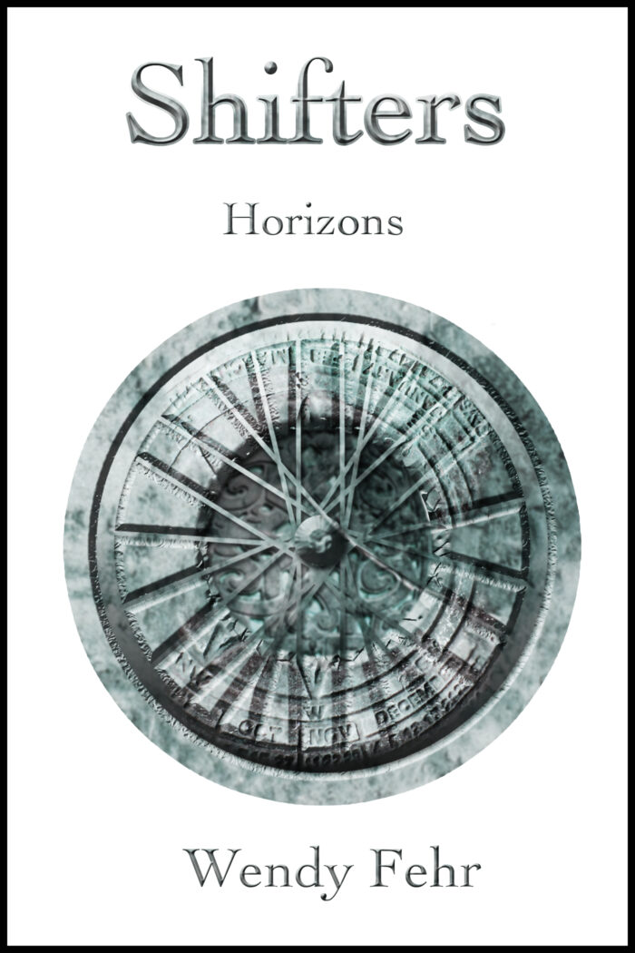 Shifters Horizons Cover Art