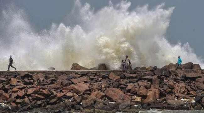 The Shift India -चक्रवाती तूफान अम्फान' का ...