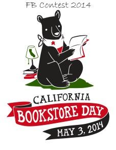 CA Bookstore Day Facebook contest