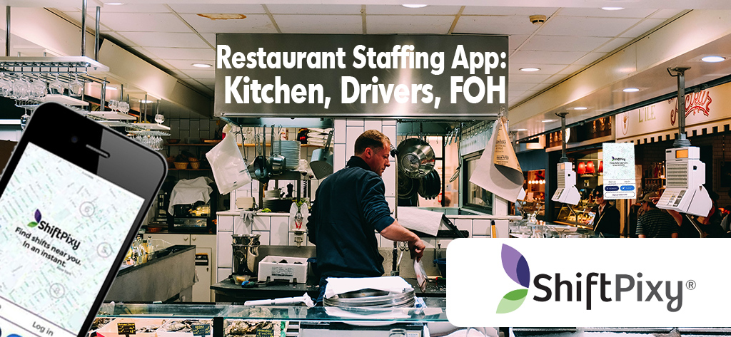 Restaurant Staffing App: Kitchen, Drivers, FOH Filled!