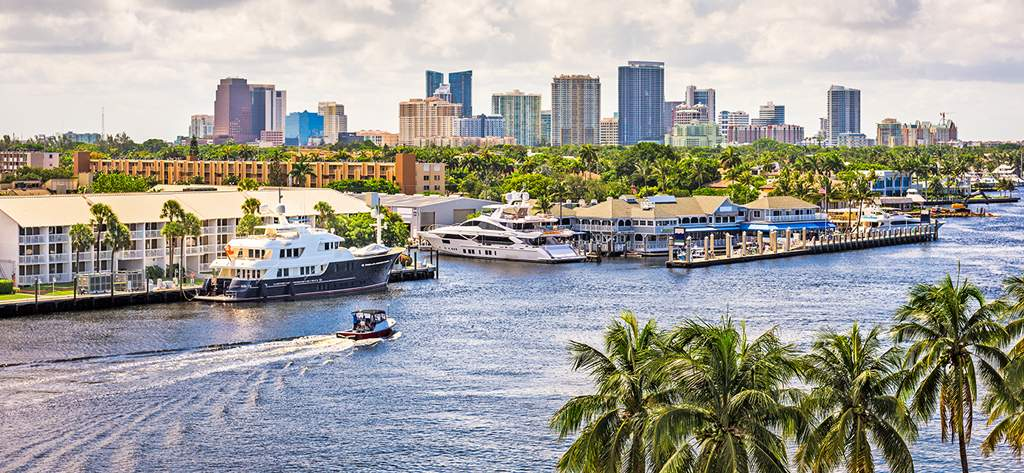 Businesses and people flock to Florida for taxes and lifestyle