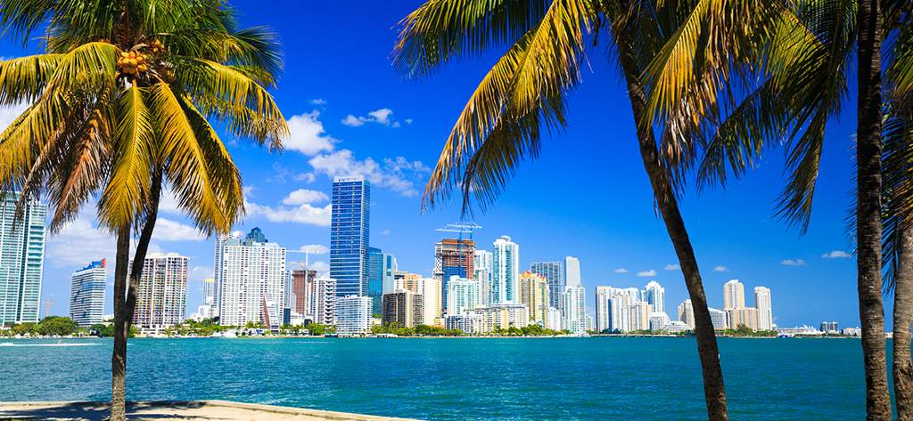 Low Taxes and High Temperatures Lure Finance Firms to Miami