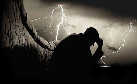 Storm Of Sadness