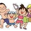 長浜市民プール(長浜市神照町)が8月26日(日)までオープンしているよ。