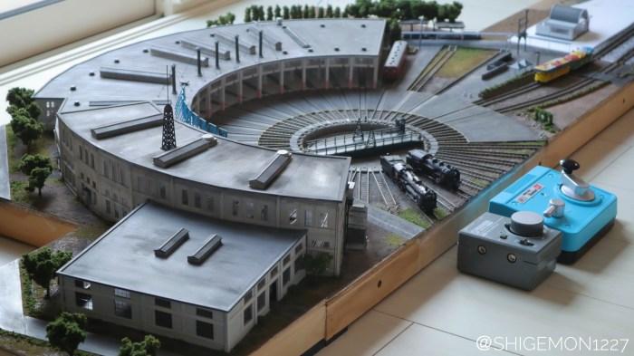 鉄道模型コンベンション / 梅小路蒸気機関車館