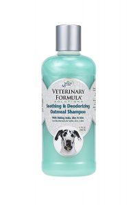 SynergyLabs Veterinary Formula Soothing and Deodorizing Oatmeal Shampoo