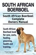 Boerboel book