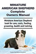 Miniature American Shepherd book