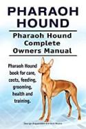 Pharaoh Hound book