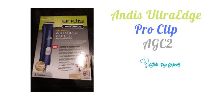 Andis UltraEdge Pro Clip AGC2