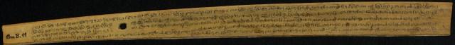 ജനോവ പർവ്വം – അർണ്ണോസ് പാതിരി – താളിയോല പതിപ്പ്
