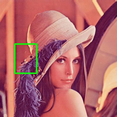 画像_cv2.rectangleのサンプルコード