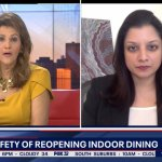 FOX32: Evaluating the safety risks of returning to indoor dining