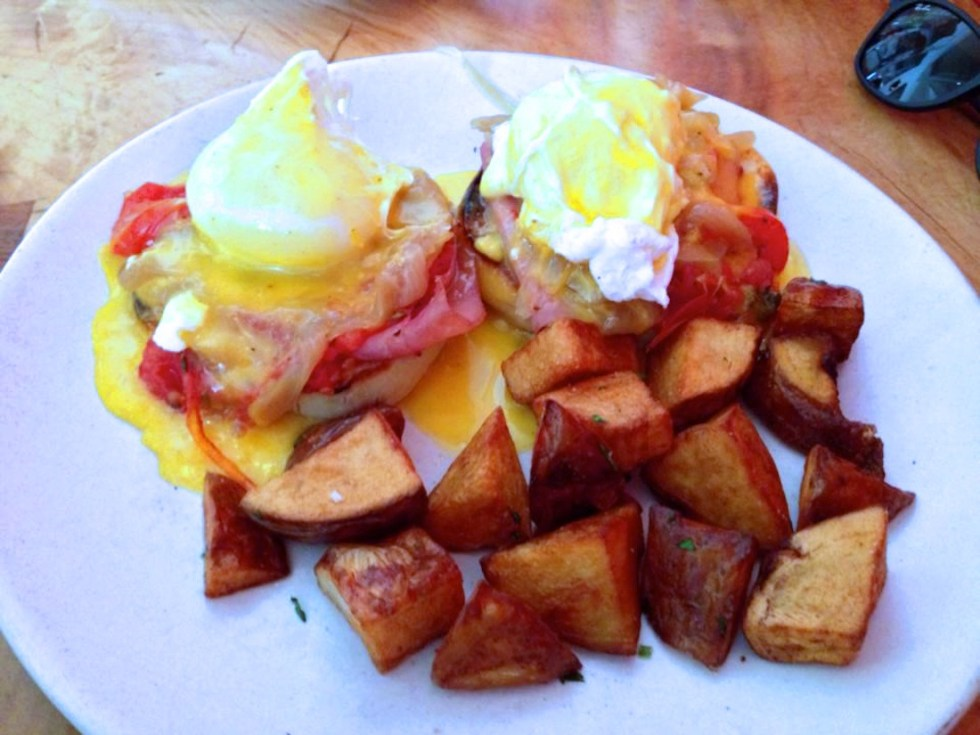 Overwhelmingly Delicious: Restaurant Review of Mission Beach Café