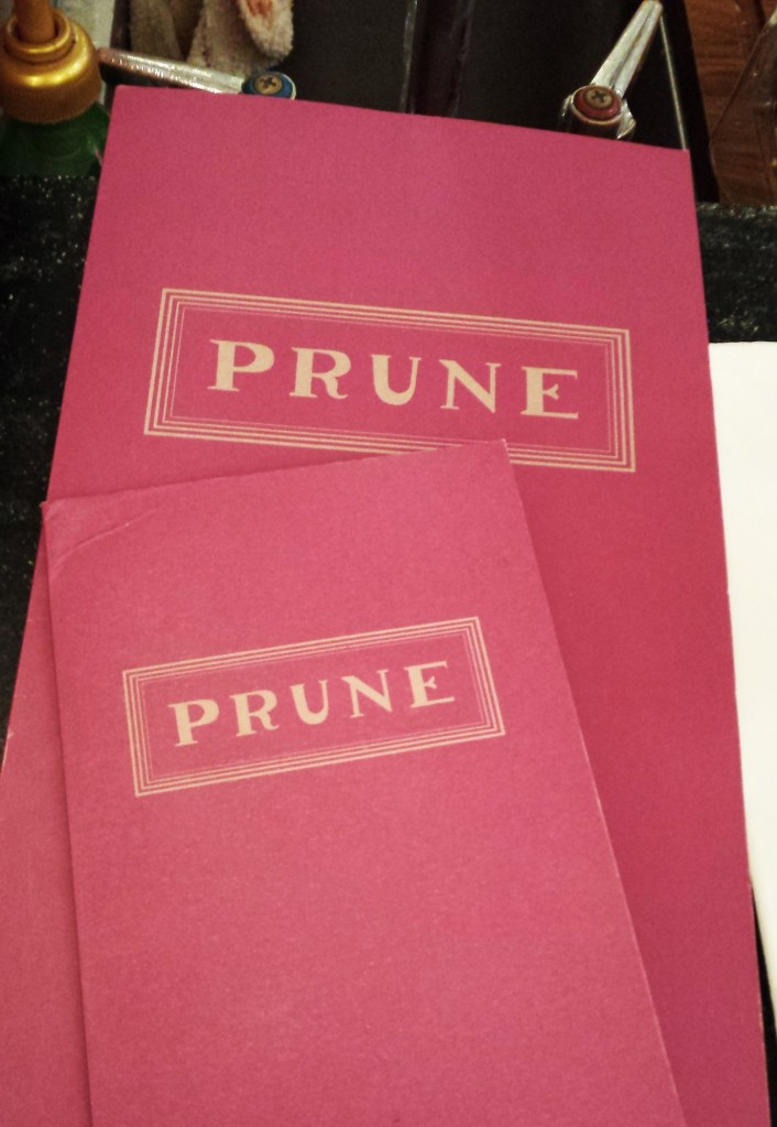 The Rise of the Woman Chef: Prune in NYC