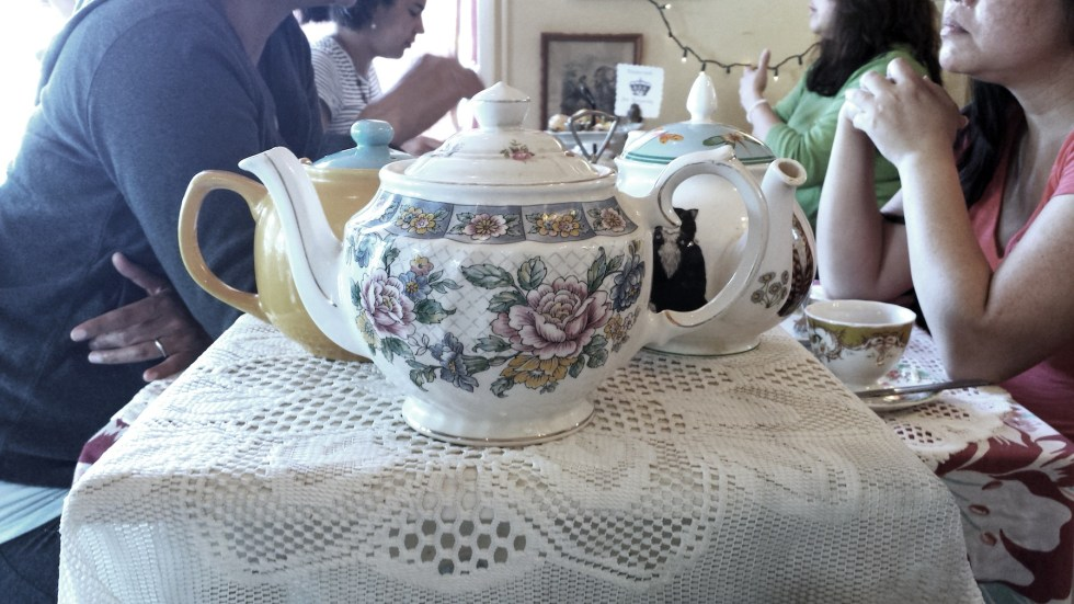 Lovejoy Tea Room