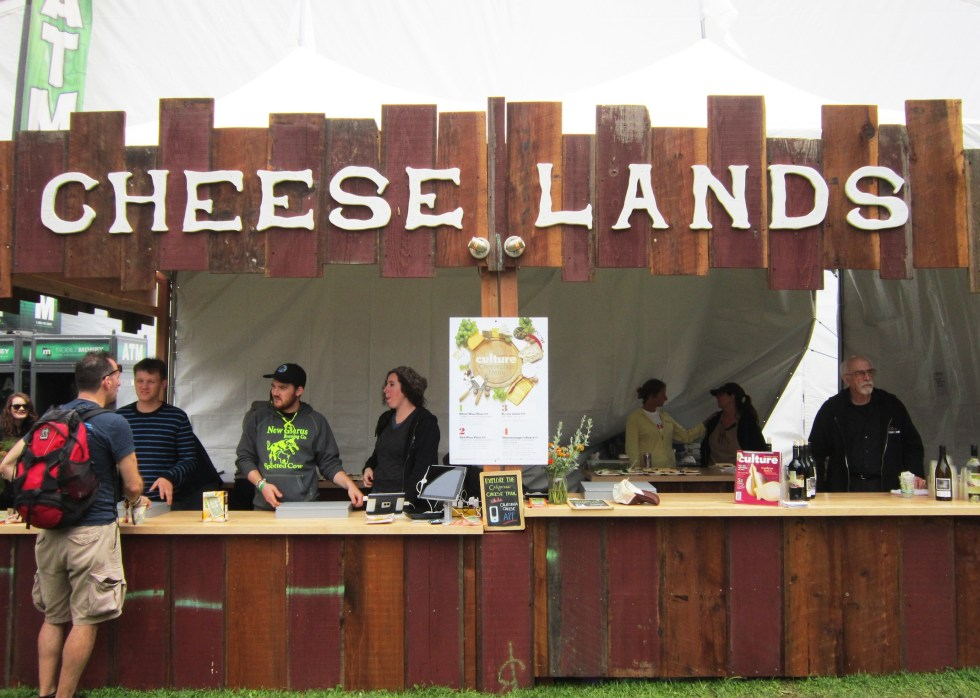 Cheese Lands Outside Lands 2014
