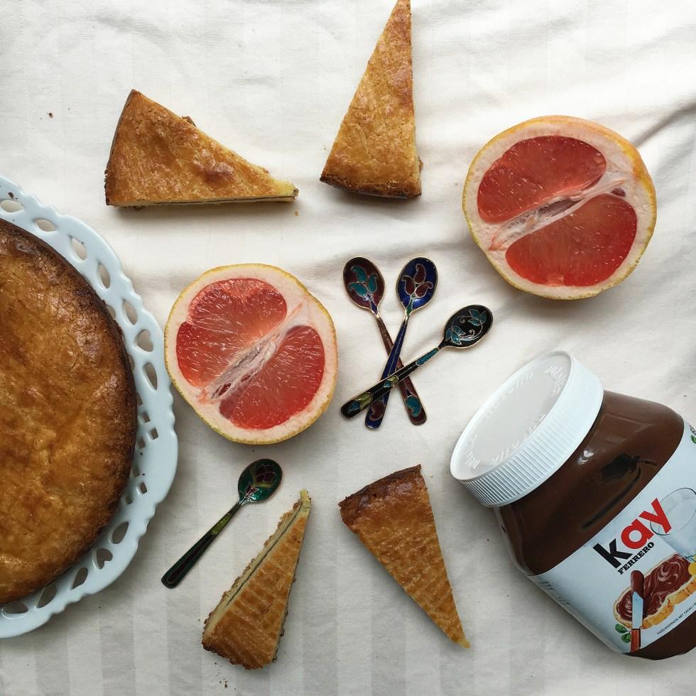 RECIPE: Nutella Gâteau Breton