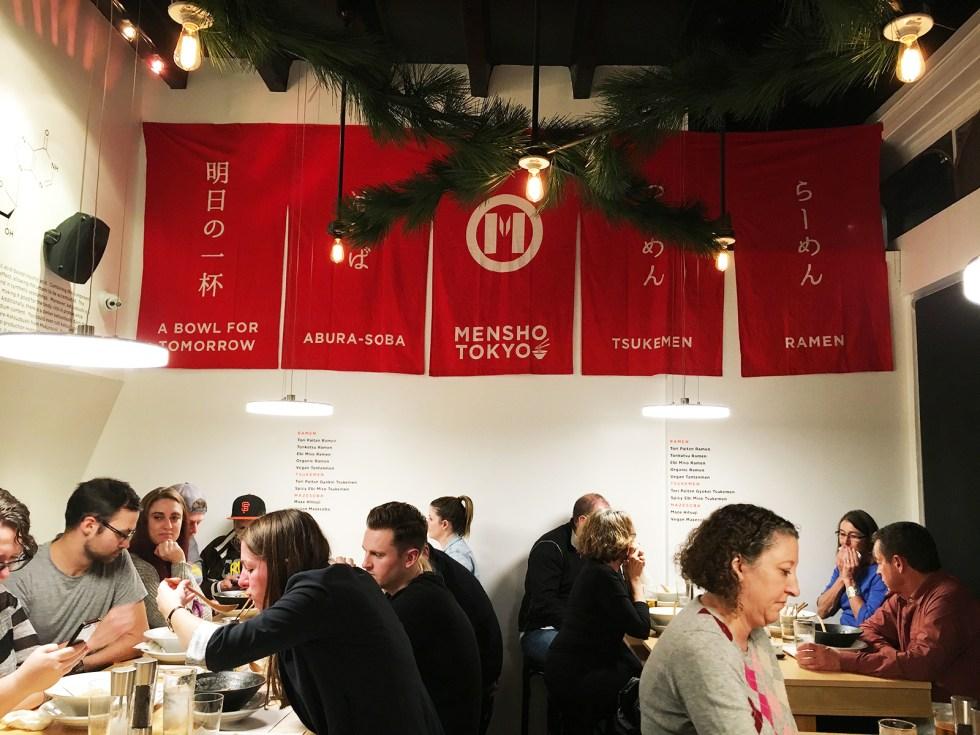 Restaurant Review: Mensho Tokyo