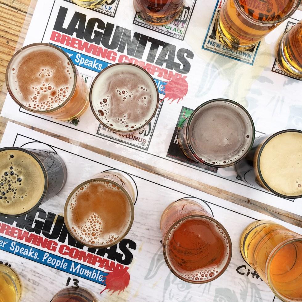 Travel Petaluma: Lagunitas Brewing Company