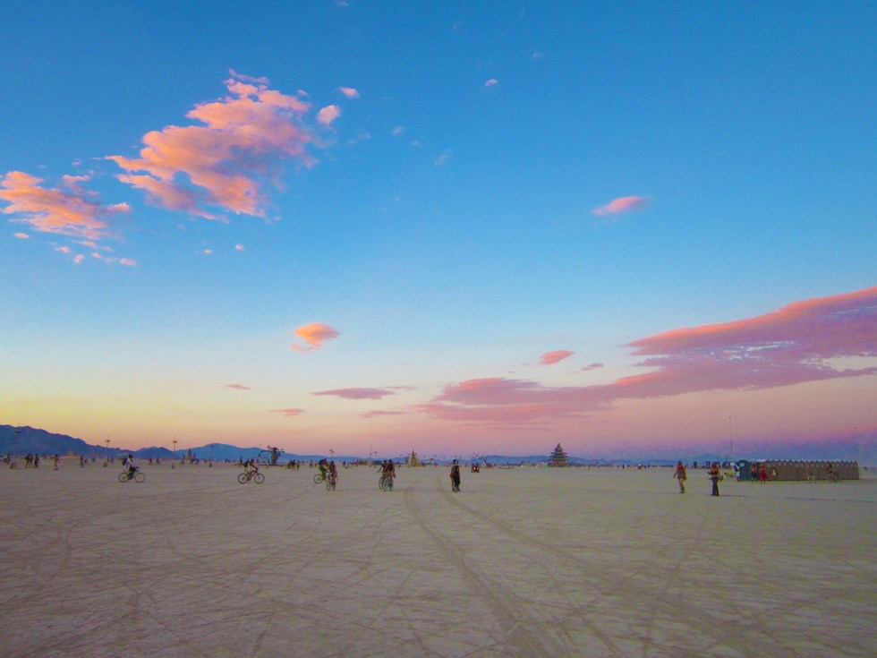 Thursday Thankful – Burning Man