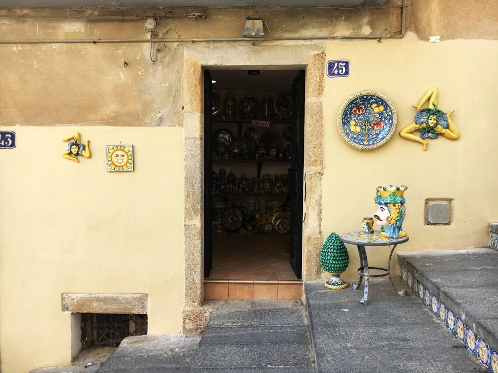 Caltagirone Sicily