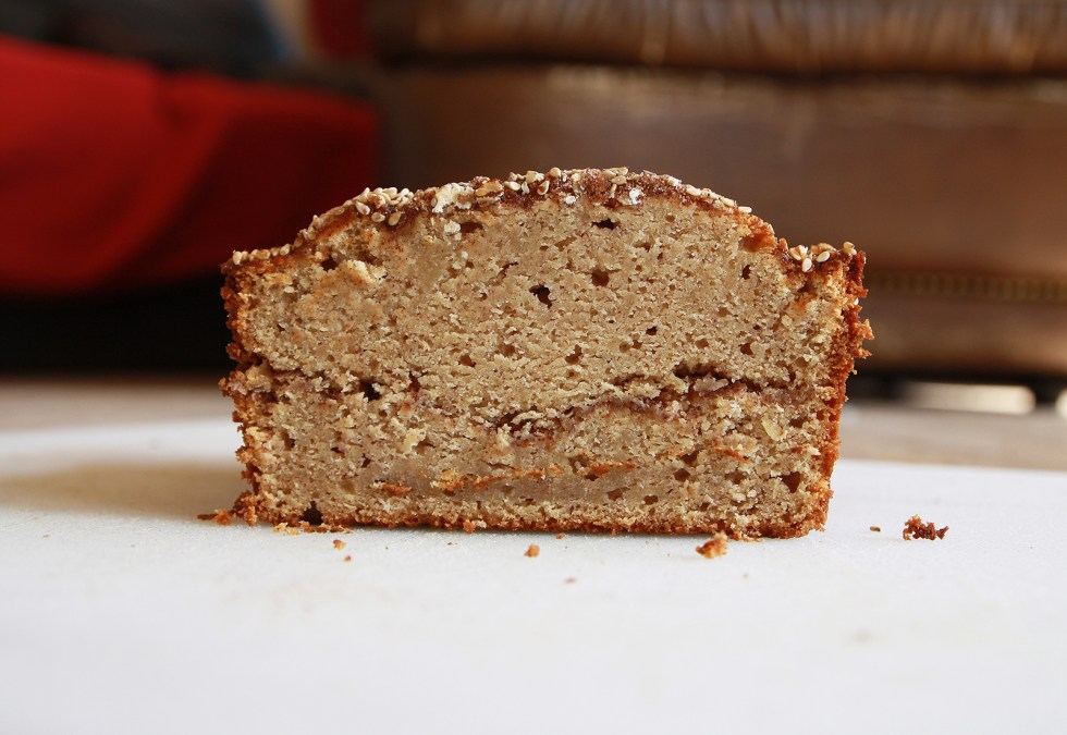 Recipe: Sesame Snickerdoodle Loaf
