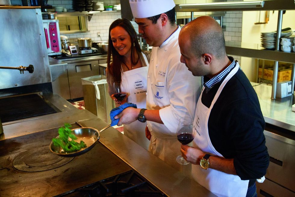 Ritz-Carlton's Global Cuisine Series in Half Moon Bay
