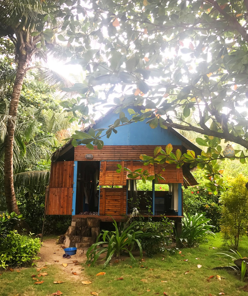 Karma Shack // Travel Little Corn Island // Shikha la mode