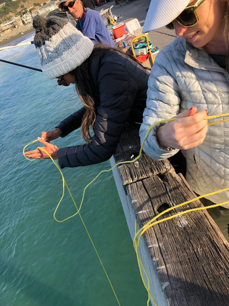 Dungeness Crabbing in Pacifica