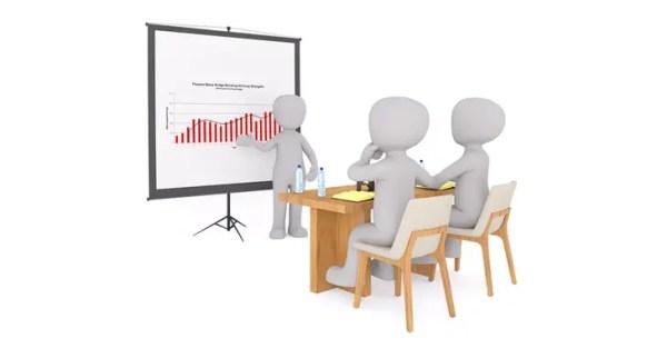 資金調達をする会社の決算数値の審査