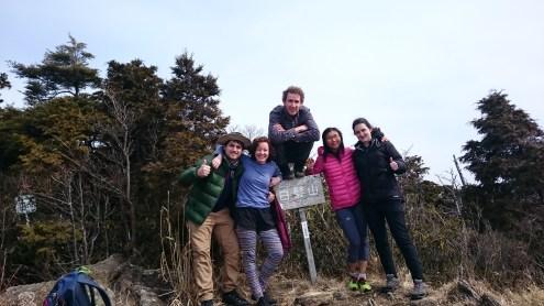 mt shiraga shiragayama kochi motoyama hiking (8)