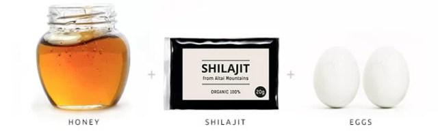 ShilajitHairMask