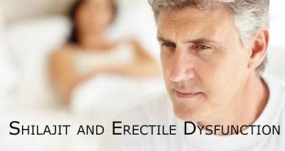 Shilajit-and-Erectile-Dysfunction