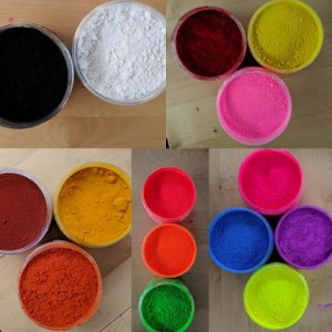 Powdered Bait Dyes