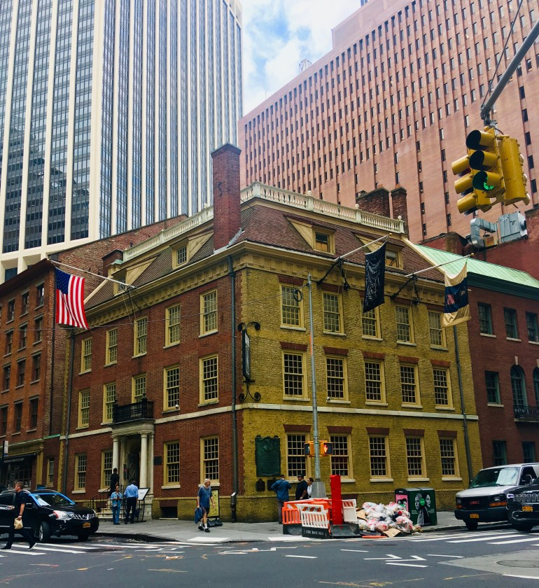 Fraunces Tavern, Night at the Museum NYC,