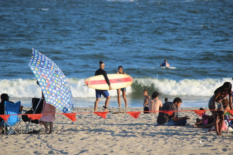 Rockaway Beach free things to do nyc