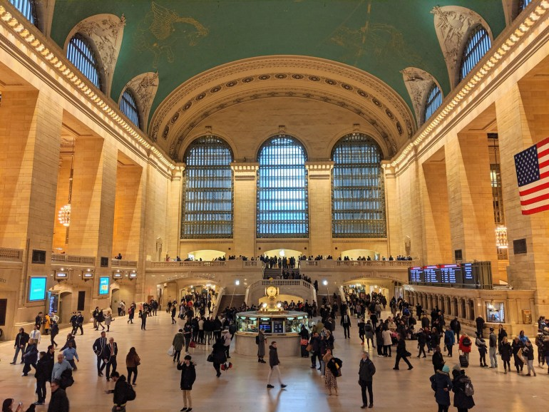 Grand Central Station Facts about New York