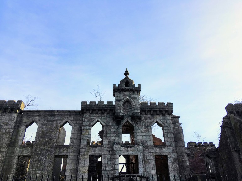 Roosevelt Island Abandoned Smallpox hospital