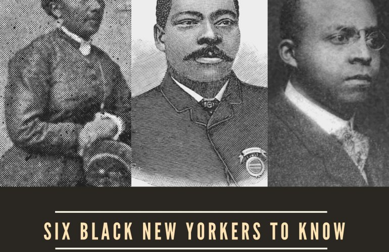Six Black New Yorkers Featured Image