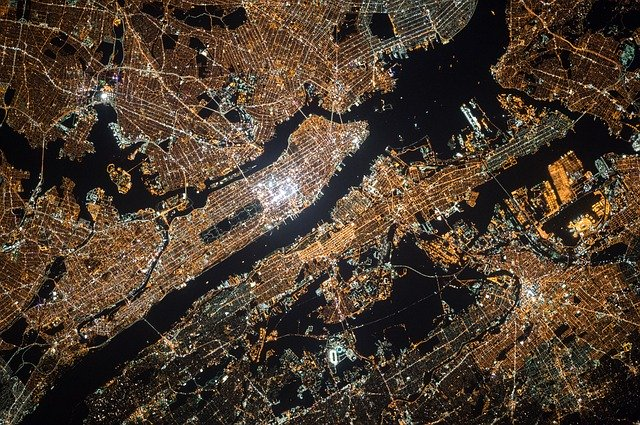 Why do new yorkers arial shot