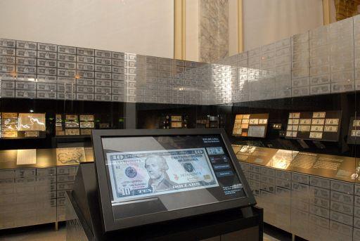 Museum of American Finance Hamilton's New York