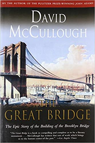 Brooklyn Bridge Book David McCullough