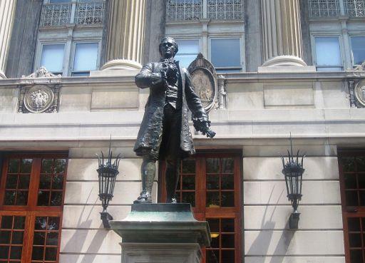 Hamilton Hall Hamilton's New York