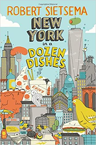 Books About Food in NYC 1