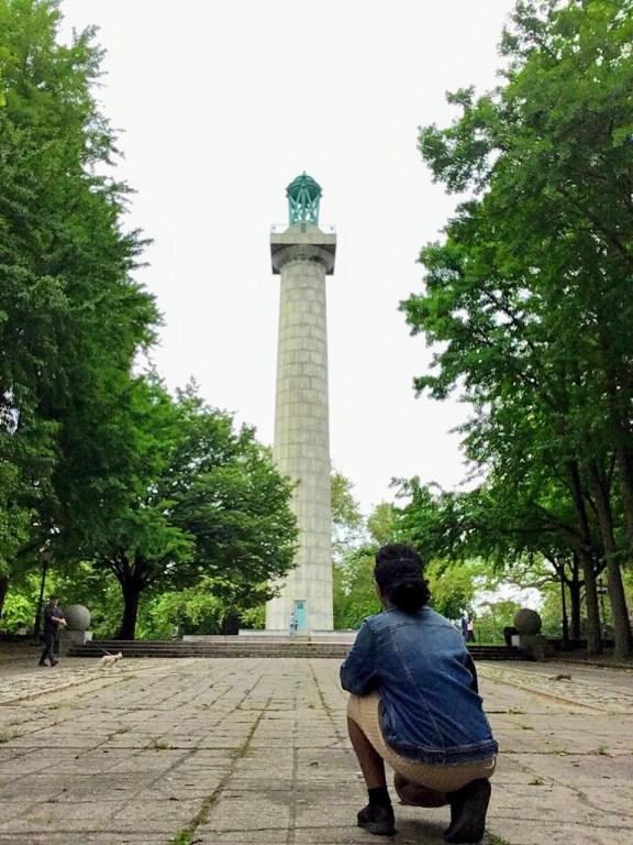Fort Greene Park Revolutionary War Sites in NYC