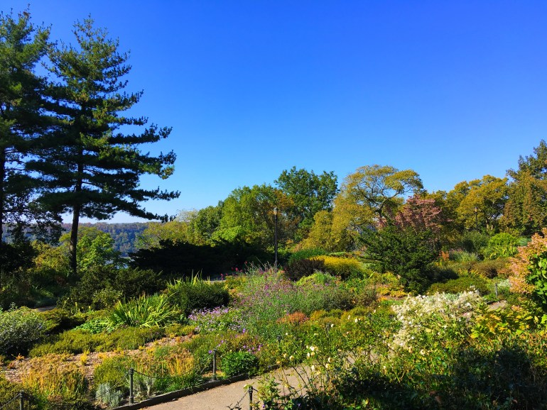Fort Tryon Park Revolutionary War Sites in NYC
