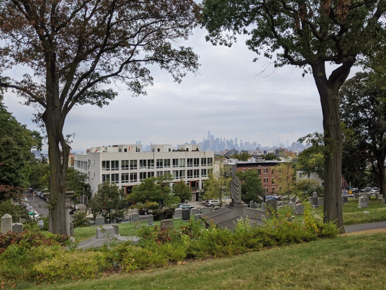Green-Wood Cemetery Revolutionary War Sites in NYC