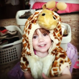 My little giraffe ;)